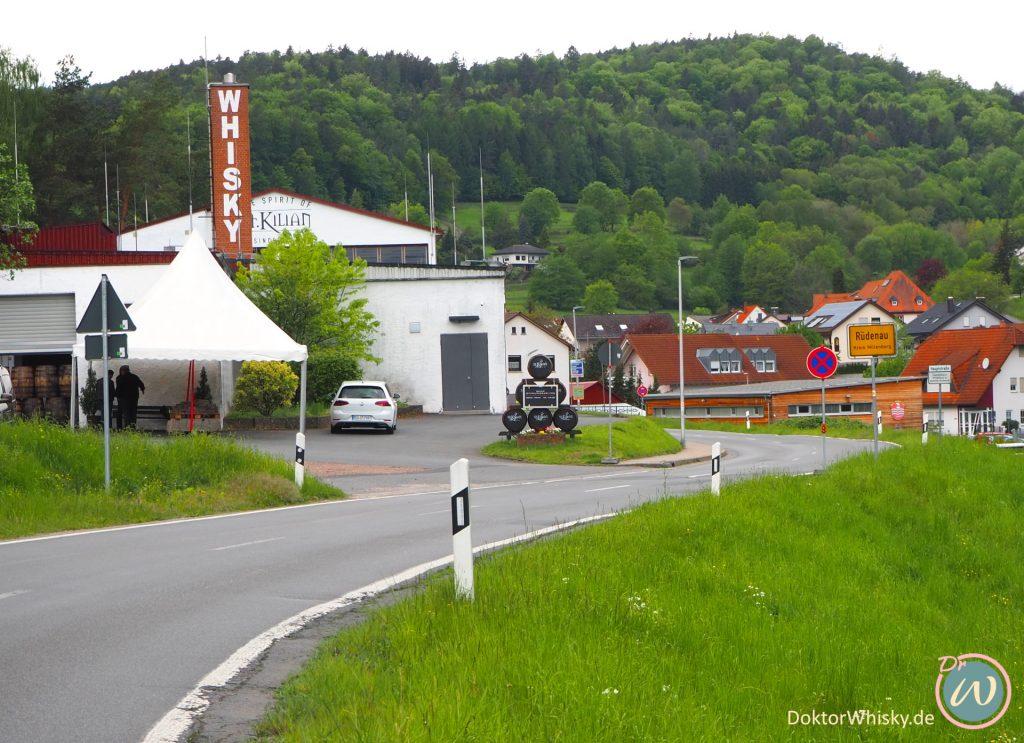 Ankunft in Rüdenau - St. Kilian Distillers