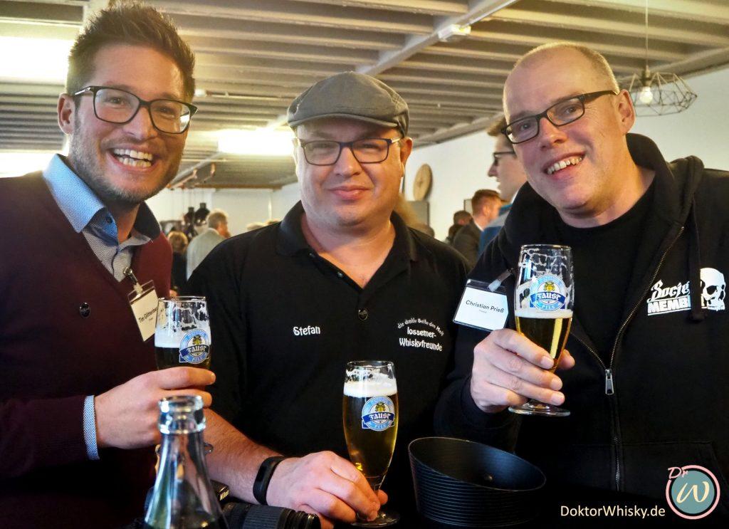 Partygäste St. Kilian Rüdenau St. Kilian Distillers