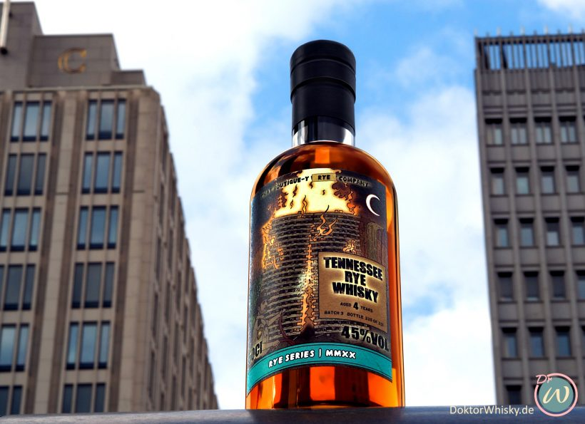 Tennessee Rye Whisky