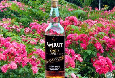 Amrut Rye Whisky